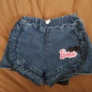 バービー(Barbie)のNo.102 デニムショートパンツ80(パンツ)