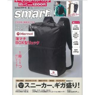 マーモット(MARMOT)のスマート smart 雑誌 付録 リュック(バッグパック/リュック)