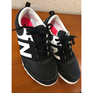 New Balance - 出品停止中 ニューバランス スニーカー 24.5