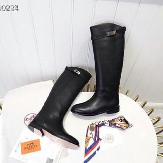 Hermes - HERMES ブーツ  22-26cm