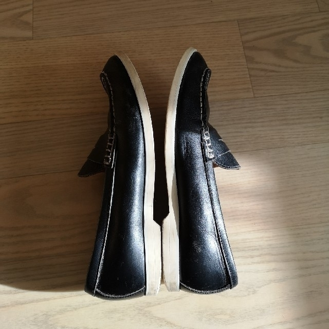 COMME des GARCONS(コムデギャルソン)のCOMME des GARCONS HOMME ローファー 日本製 メンズの靴/シューズ(スリッポン/モカシン)の商品写真