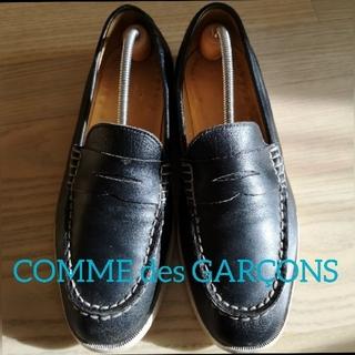 コムデギャルソン(COMME des GARCONS)のCOMME des GARCONS HOMME ローファー 日本製(スリッポン/モカシン)