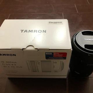 TAMRON - Canon 望遠レンズ Tamron タムロン 18-400㎜