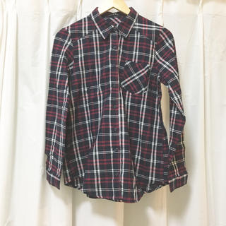 イング(INGNI)のチェックシャツ ネルシャツ(シャツ/ブラウス(長袖/七分))