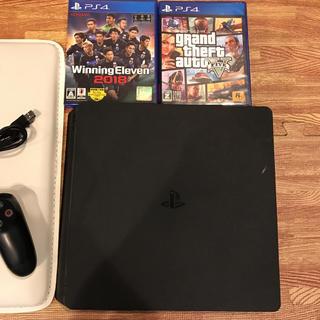 PlayStation4 - プレイステーション4  別売コントローラー、ソフト付