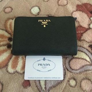 PRADA - 时間限定PRADA 二つ折り財布 超人気