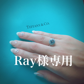 Tiffany & Co. - ティファニー  指輪 リング ソレスト 美品
