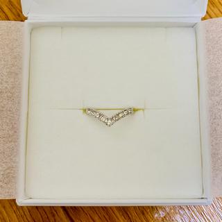 CZダイヤモンドリング シルバー(リング(指輪))