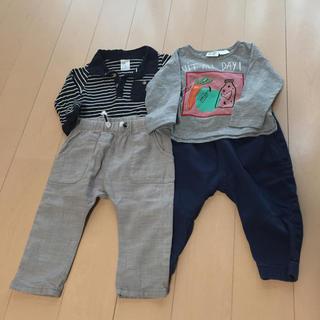 エイチアンドエム(H&M)の男の子ベビー服 まとめ売り  74サイズ(その他)