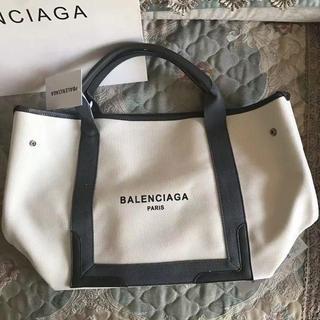 Balenciaga - Balenciaga トートバッグ ポーチ付き おしゃれ 大容量
