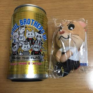 三代目 J Soul Brothers - 岩田剛典 ちょっこりさん入り缶