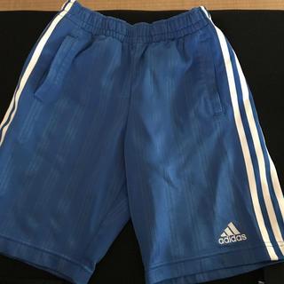 アディダス(adidas)のadidas  ハーフズボン  サイズ130(パンツ/スパッツ)