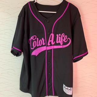 AAA - AAA ベースボールシャツ 宇野ちゃん