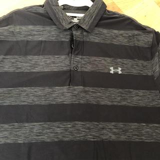 アンダーアーマー(UNDER ARMOUR)のアンダーアーマー  ポロシャツ XL(ポロシャツ)