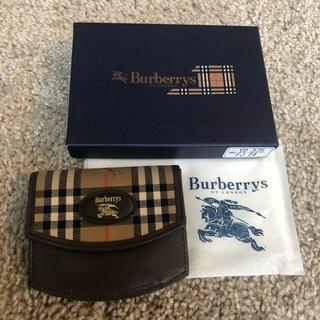 BURBERRY - BURBERRY バーバリー 小銭入れ コインケース