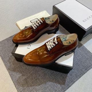 グッチ(Gucci)のGUCCIのローファーシューズ(ドレス/ビジネス)