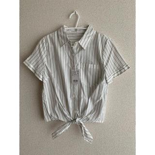 イング(INGNI)のイング  ストライプシャツ(シャツ/ブラウス(半袖/袖なし))