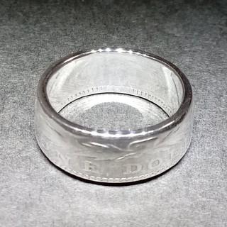 モルガンダラー(US1ドル銀貨)リング(リング(指輪))