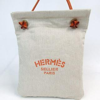 エルメス(Hermes)のエルメス アリーヌ PM ショルダーバッグ キャンバス26-453(ショルダーバッグ)
