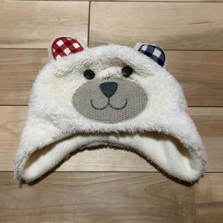 ミキハウス(mikihouse)の【ミキハウス】帽子(帽子)