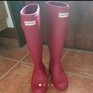 ハンター(HUNTER)のHUNTER ハンターブーツ 長靴(レインブーツ/長靴)