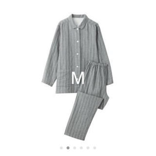 MUJI (無印良品) - 脇に縫い目がない 二重ガーゼ パジャマ・婦人M