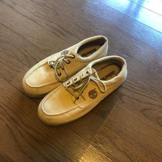 ティンバーランド(Timberland)の◆Timberland ティンバーランド 美品 靴 スニーカー デッキシューズ(スニーカー)