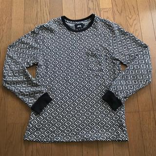 ステューシー(STUSSY)のstussy 長袖 Tシャツ(Tシャツ/カットソー(七分/長袖))