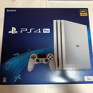 PlayStation4 - PlayStation4 Pro グレイシャーホワイト 1TB CUH-7200