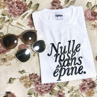 新品未着用! epine Tシャツ