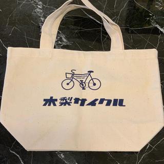木梨サイクル トートバッグ