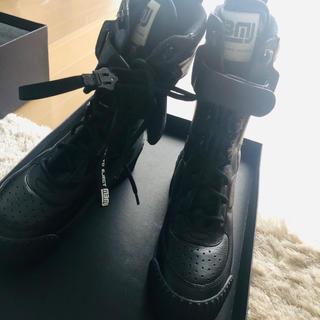 MARC BY MARC JACOBS - MARC BY MARC JACOBS ブーツ ブラック お値引き可