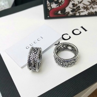 Gucci - GUCCI グッチ リング 指輪 男女兼用