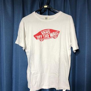ヴァンズ(VANS)のvans(Tシャツ/カットソー(半袖/袖なし))