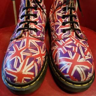 ドクターマーチン(Dr.Martens)の英国製 マーチン (ブーツ)