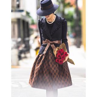 M'S GRACY - エムズグレイシーカタログ掲載色違いスカート
