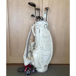 Munsingwear - レディースゴルフクラブセット