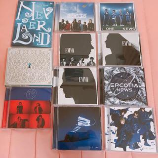 ニュース(NEWS)のNEWS CD DVD(アイドルグッズ)