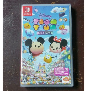 Nintendo Switch - ニンテンドースイッチ ディズニーツムツムフェスティバル
