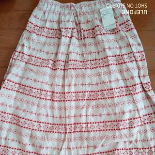 サマンサモスモス(SM2)のレディース スカート サイズM(ロングスカート)