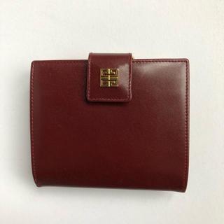 ジバンシィ(GIVENCHY)のジバンシー Givenchy ガマ口二つ折り財布(財布)