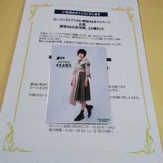欅坂46(けやき坂46) - 平手友梨奈 欅坂46 生写真 ローソンストア100