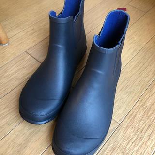 ムーンスター(MOONSTAR )のmoon STAR 雨靴ショート丈(レインブーツ/長靴)