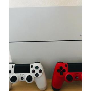 PlayStation4 - PS4 500GB 本体&コントローラー&ゲームCD 13本