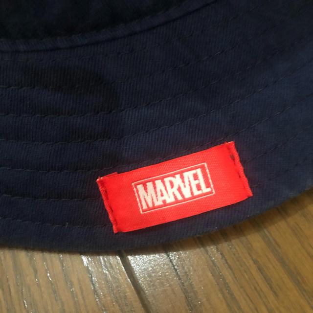 MARVEL(マーベル)のバケットハット 帽子 スパイダーマン MARVEL レディースの帽子(ハット)の商品写真