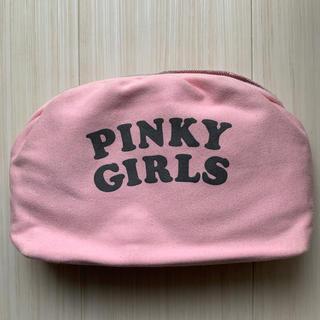 ピンキーガールズ(PinkyGirls)のPINKY GIRLS ポーチ(ポーチ)