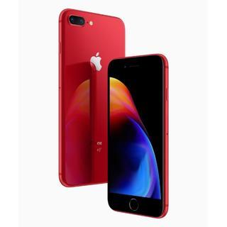 Apple - iPhone 8 Plus 64GB (PRODUCT)RED docomo