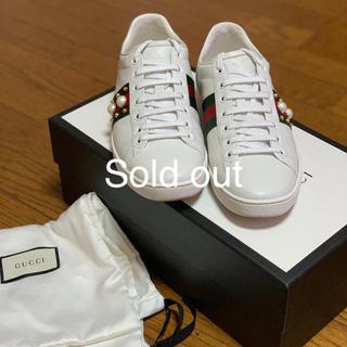 Gucci - グッチスニーカー靴、GUCCI スニーカー靴