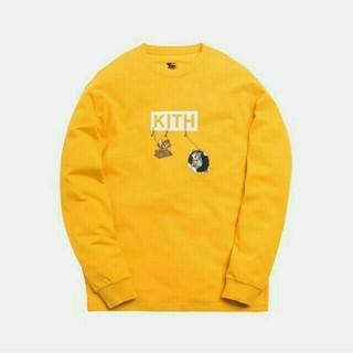 トミーヒルフィガー(TOMMY HILFIGER)のKITHXTOM&JERRY FRIENDS TEE(Tシャツ/カットソー(七分/長袖))