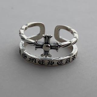 シルバー925 シルバーリング クロス(リング(指輪))